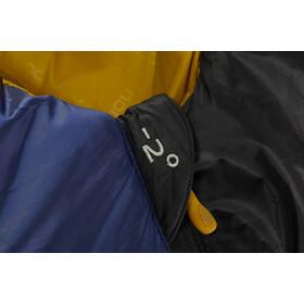 Nordisk Puk -2° Curve Slaapzak M, blauw/zwart